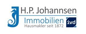 Logo von H.P. Johannsen Immobilien - Hausmakler seit 1872