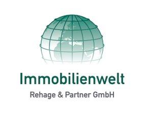 Logo von Immobilienwelt Rehage & Partner GmbH