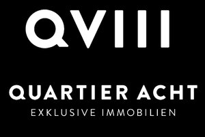 Logo von Quartier Acht Exklusive Immobilien GmbH & Co. KG